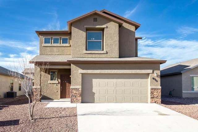 14961 Louis Baudoin, El Paso, TX 79938 (MLS #825523) :: Preferred Closing Specialists