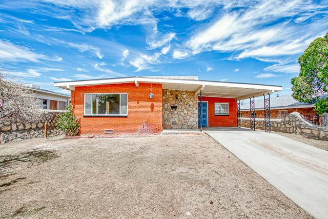 3517 Thomason Avenue, El Paso, TX 79904 (MLS #825525) :: Preferred Closing Specialists