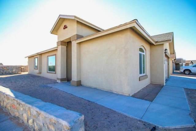 14944 Tierra Isaiah Avenue, El Paso, TX 79938 (MLS #825526) :: Preferred Closing Specialists