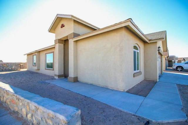 11625 Flor Gloriosa Drive, Socorro, TX 79927 (MLS #825529) :: Preferred Closing Specialists