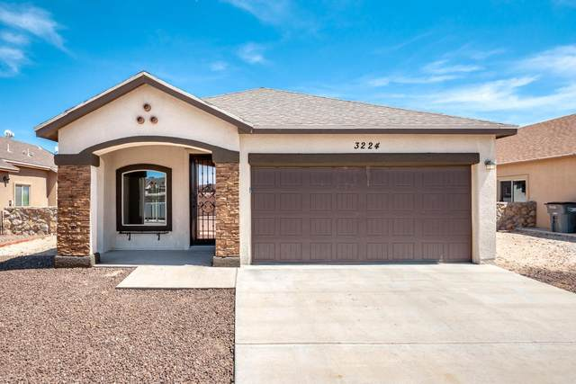 3224 Peruvian Paso, El Paso, TX 79938 (MLS #825534) :: The Purple House Real Estate Group