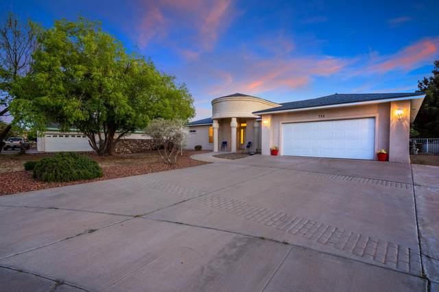 744 Camino Norte Court, El Paso, TX 79932 (MLS #825545) :: Preferred Closing Specialists