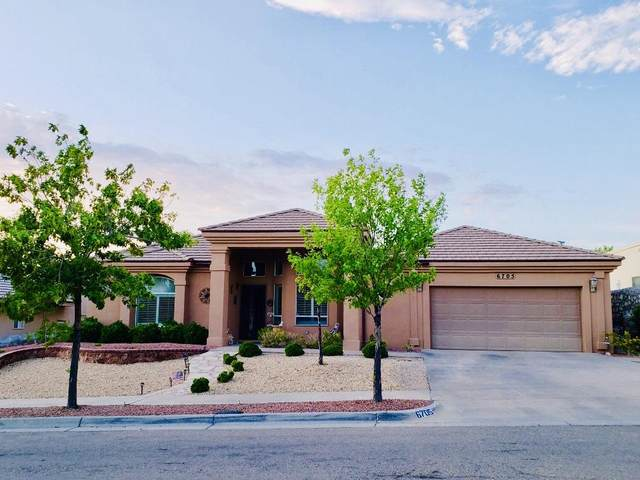 6705 Heritage Ridge Way, El Paso, TX 79912 (MLS #825553) :: Mario Ayala Real Estate Group
