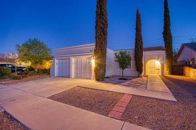 522 Dorsey Drive, El Paso, TX 79912 (MLS #825557) :: Mario Ayala Real Estate Group