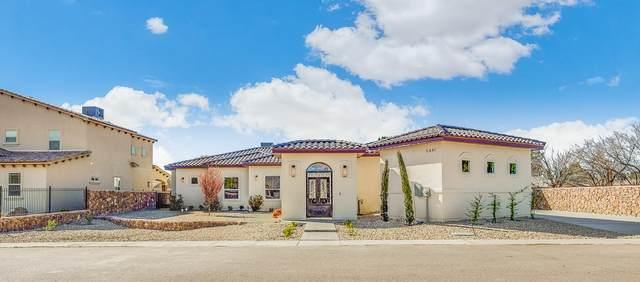 5441 Dougallan Lane, El Paso, TX 79932 (MLS #825576) :: Preferred Closing Specialists