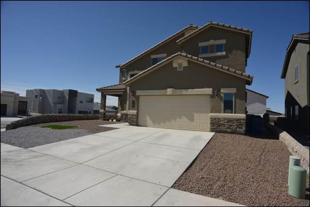 2159 Enchanted Brim Drive, El Paso, TX 79911 (MLS #825584) :: The Matt Rice Group