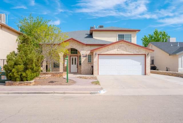 13721 Paseo De Fe Circle, El Paso, TX 79928 (MLS #825593) :: Preferred Closing Specialists