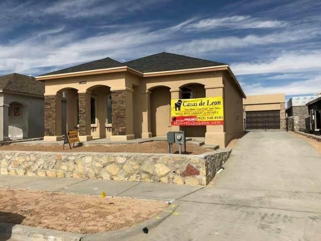 13631 Everingham Street, El Paso, TX 79928 (MLS #825596) :: Preferred Closing Specialists