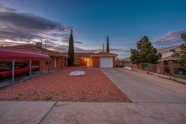 3711 Mcconnell Avenue, El Paso, TX 79904 (MLS #825599) :: Preferred Closing Specialists