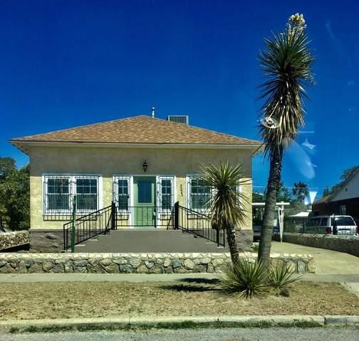 3003 Morehead Avenue, El Paso, TX 79930 (MLS #825602) :: The Purple House Real Estate Group