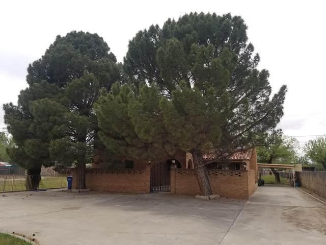 4409 Emory Road, El Paso, TX 79922 (MLS #825604) :: Preferred Closing Specialists