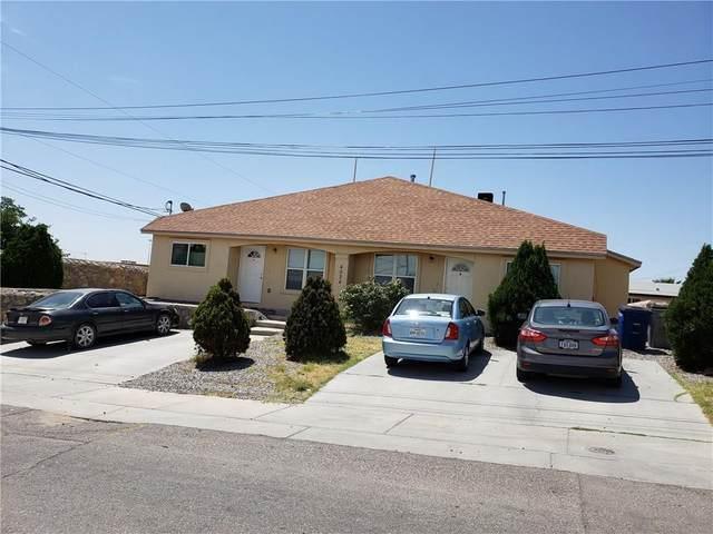 4024 Moonlight Avenue B, El Paso, TX 79904 (MLS #825607) :: The Purple House Real Estate Group