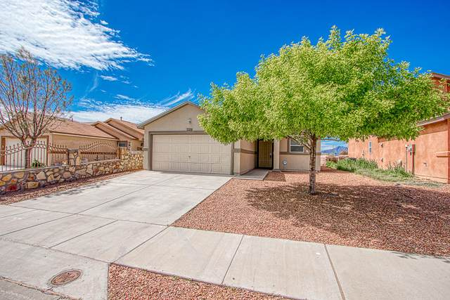 7328 Sachet Cliff Drive, El Paso, TX 79934 (MLS #825609) :: Preferred Closing Specialists
