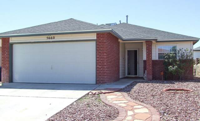 5660 Rick Husband Drive, El Paso, TX 79934 (MLS #825611) :: The Purple House Real Estate Group
