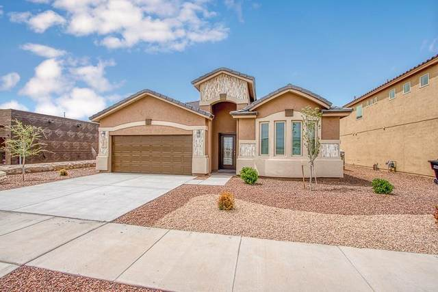 961 Boscobel Street, El Paso, TX 79928 (MLS #825616) :: Mario Ayala Real Estate Group
