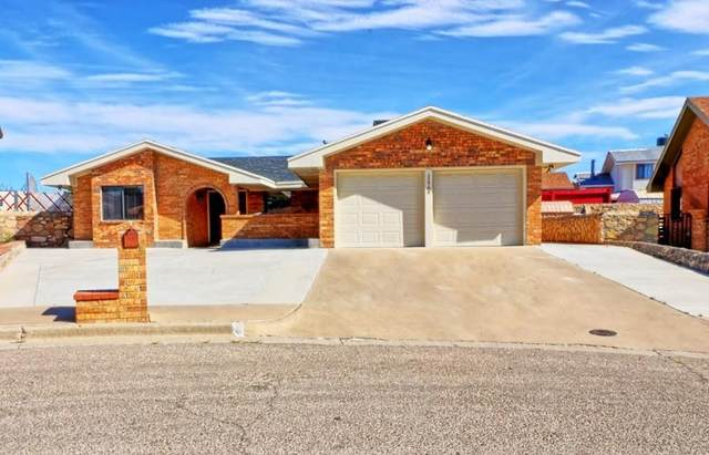 11709 Sierra Morena Drive, El Paso, TX 79936 (MLS #825633) :: Mario Ayala Real Estate Group