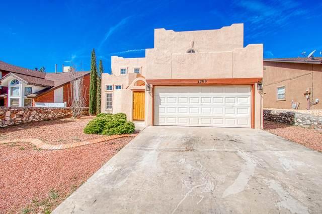 1309 Tierra Roja Street, El Paso, TX 79912 (MLS #825634) :: Mario Ayala Real Estate Group