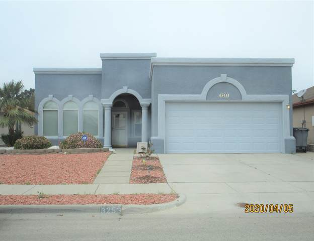 3253 Mike Godwin Drive, El Paso, TX 79936 (MLS #825638) :: Mario Ayala Real Estate Group
