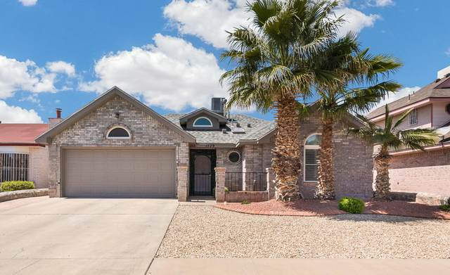 1529 Cezanne Circle, El Paso, TX 79936 (MLS #825642) :: Mario Ayala Real Estate Group