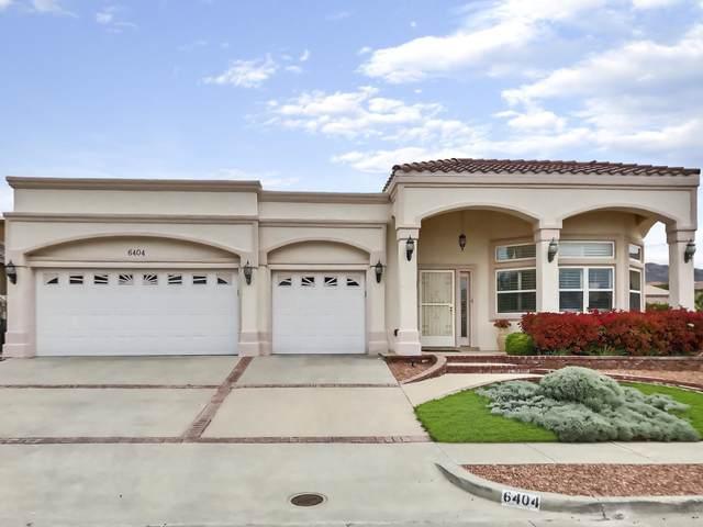 6404 Franklin Crest Drive, El Paso, TX 79912 (MLS #825650) :: Mario Ayala Real Estate Group
