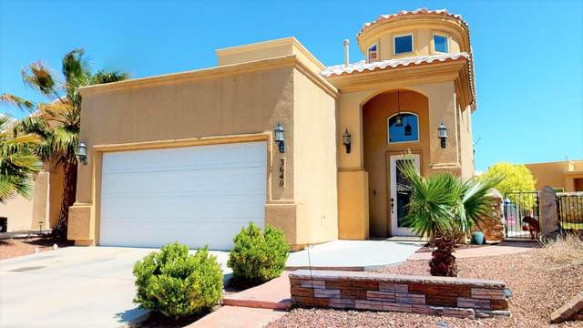 3640 Almond Beach Drive, El Paso, TX 79936 (MLS #825653) :: Mario Ayala Real Estate Group