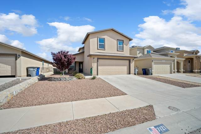 7121 Copper Canyon Drive, El Paso, TX 79934 (MLS #825664) :: Jackie Stevens Real Estate Group brokered by eXp Realty