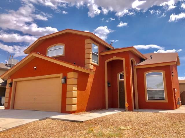 3313 Tierra Yvette Lane, El Paso, TX 79938 (MLS #825670) :: Jackie Stevens Real Estate Group brokered by eXp Realty