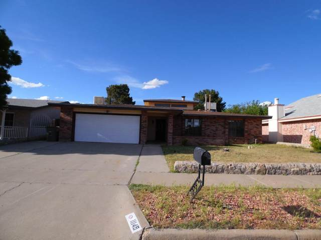 11149 Northfield Ave Avenue, El Paso, TX 79936 (MLS #825675) :: Mario Ayala Real Estate Group
