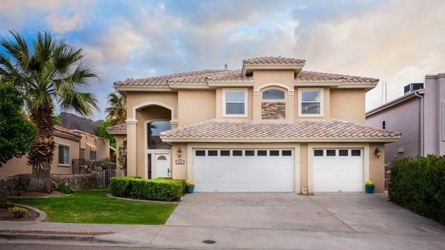 922 Via Monte Street, El Paso, TX 79912 (MLS #825676) :: Mario Ayala Real Estate Group