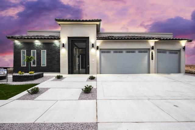 2732 Tierra Malaga Place, El Paso, TX 79938 (MLS #825682) :: Mario Ayala Real Estate Group