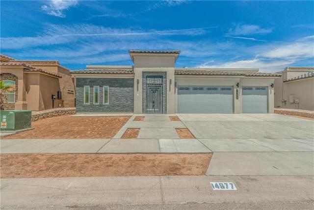 2736 Tierra Malaga Place, El Paso, TX 79938 (MLS #825685) :: Preferred Closing Specialists