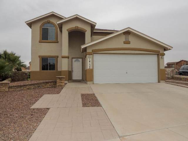 14132 Meteor Rock Place, El Paso, TX 79938 (MLS #825687) :: Preferred Closing Specialists