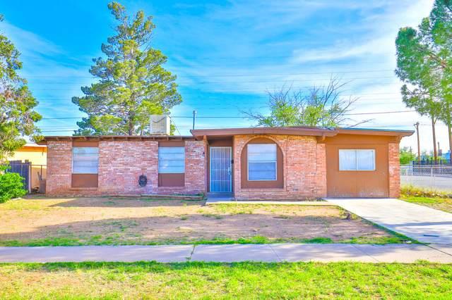 5400 Viceroy Drive, El Paso, TX 79924 (MLS #825692) :: Preferred Closing Specialists