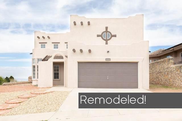 1401 Maple Ridge Way, El Paso, TX 79912 (MLS #825693) :: Preferred Closing Specialists