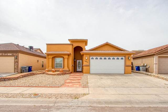 14422 Misty Point Court, El Paso, TX 79938 (MLS #825697) :: Mario Ayala Real Estate Group