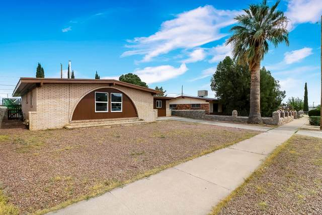 10048 Jamaica Street, El Paso, TX 79924 (MLS #825698) :: Preferred Closing Specialists