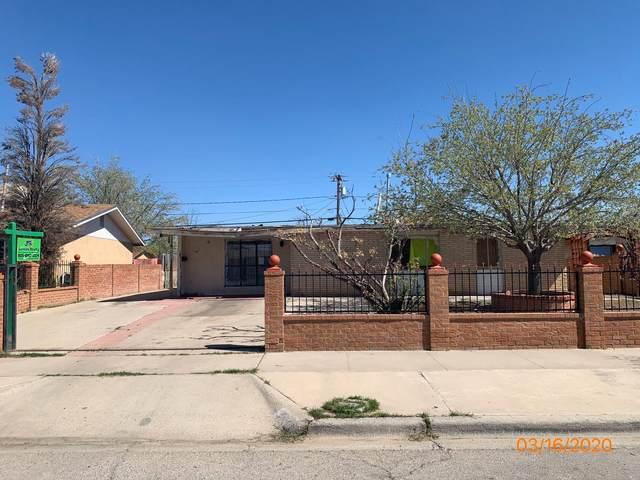 7807 Broadway Drive, El Paso, TX 79915 (MLS #825699) :: Preferred Closing Specialists