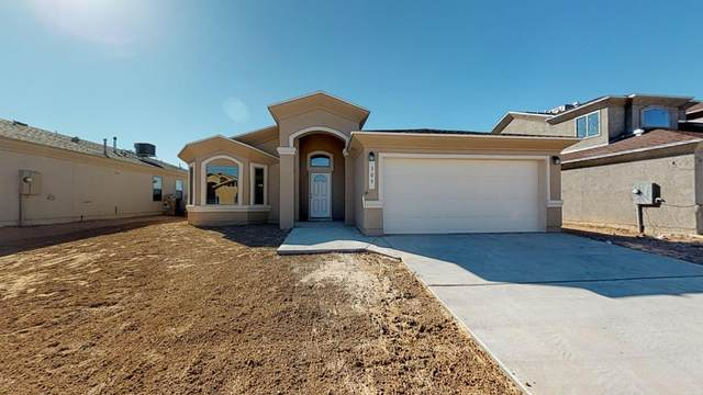11606 Leonor Duran Street, Socorro, TX 79927 (MLS #825729) :: The Purple House Real Estate Group