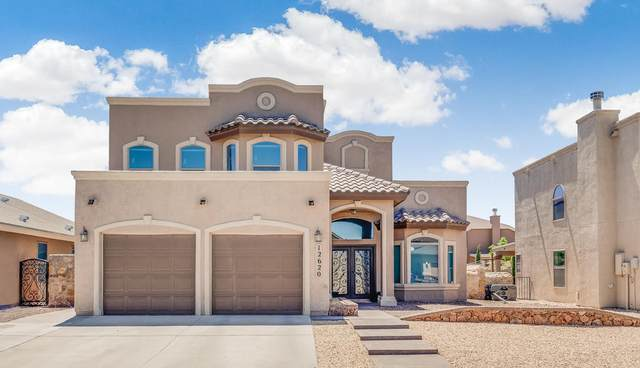 12620 Paseo Rae Avenue, El Paso, TX 79928 (MLS #825731) :: Mario Ayala Real Estate Group