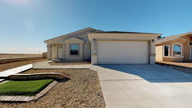 11603 Norman Montion Street, Socorro, TX 79927 (MLS #825732) :: The Purple House Real Estate Group
