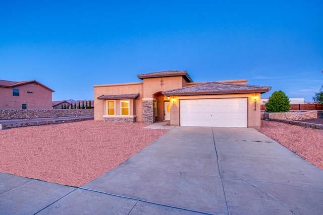 5526 Valley Maple Drive, El Paso, TX 79932 (MLS #825735) :: Mario Ayala Real Estate Group
