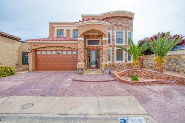 3104 Rustic Valley Place, El Paso, TX 79938 (MLS #825744) :: Mario Ayala Real Estate Group