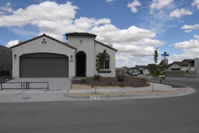 13753 Garforth Avenue, El Paso, TX 79924 (MLS #825745) :: Mario Ayala Real Estate Group