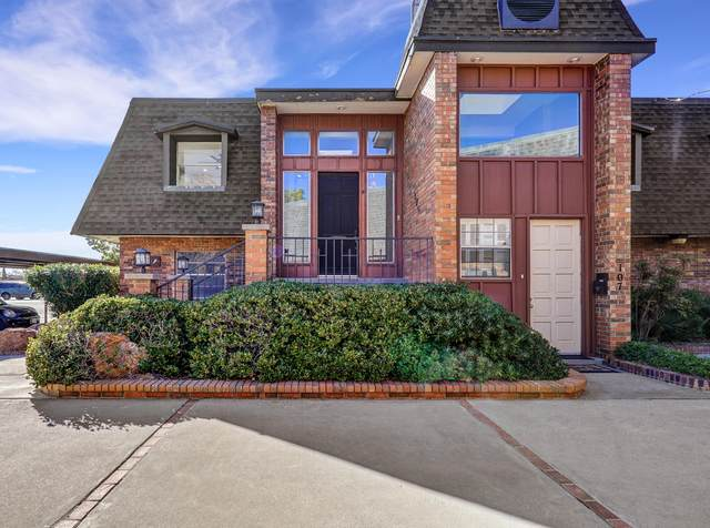 4800 N Stanton #110, El Paso, TX 79902 (MLS #825746) :: Mario Ayala Real Estate Group