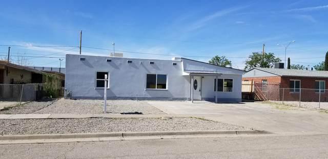 520 Ben Swain Drive, El Paso, TX 79915 (MLS #825779) :: Preferred Closing Specialists