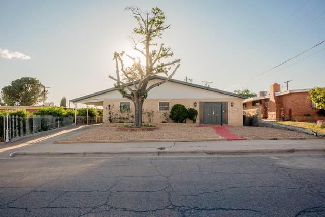 1523 Passero Drive, El Paso, TX 79903 (MLS #825815) :: Preferred Closing Specialists