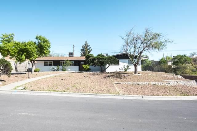 600 La Cruz Drive, El Paso, TX 79902 (MLS #825840) :: Preferred Closing Specialists