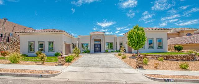 6660 Tuscany Ridge, El Paso, TX 79912 (MLS #825878) :: The Matt Rice Group