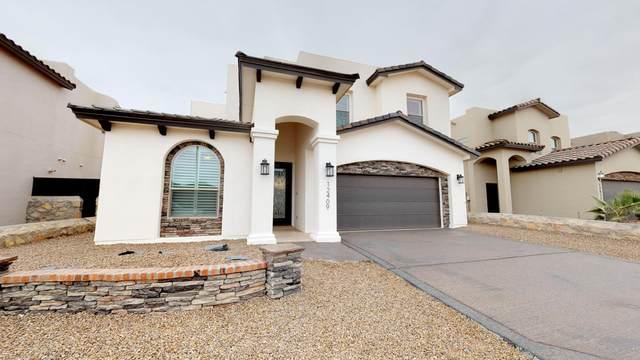 7853 Enchanted Cliff Drive, El Paso, TX 79911 (MLS #825913) :: Preferred Closing Specialists