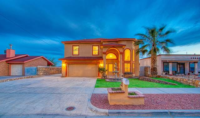 5728 Aladdin Avenue, El Paso, TX 79924 (MLS #825939) :: Preferred Closing Specialists